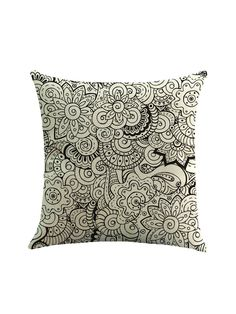 Shop Abstract Flower Print Pillowcase Cover online. SheIn offers Abstract Flower Print Pillowcase Cover & more to fit your fashionable needs.
