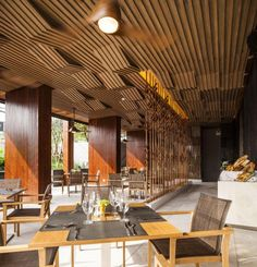 KC Grande Resort & Spa by Foundry of Space, Trad - Thailand