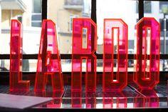 LARDO launch party by LARDO London, via Flickr