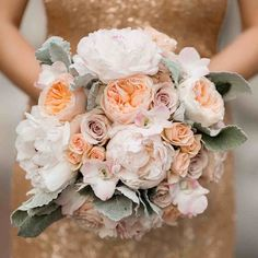 Bridesmaid #bouquet