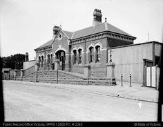 Ascot Vale, Clifton Hill, Historic Houses, Victoria Australia, Historical Architecture, Melbourne Australia, Ponds, Historical Photos, Old Photos