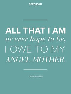 Beautiful Mother's Day Quotes | Gift Ideas for Mother's Day by DIY Ready at http://diyready.com/diy-gifts-mothers-day-quotes/