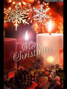 Merry christmas images wishing you a happy holidays. Merry Christmas Poster, Merry Christmas Pictures, Merry Christmas Wishes, Christmas Blessings, Noel Christmas, Christmas Candles, Merry Christmas And Happy New Year, Christmas Greetings, Christmas Decorations