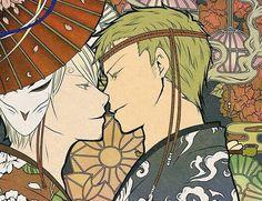 Roronoa Zoro x Vinsmoke Sanji