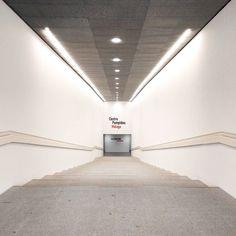 Centre Pompidou de Málaga #onepointperspective #architour