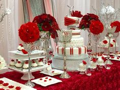 Romantic set or set up quinceanera center pieces Start now. Get results. Romantic set or set up quin Sweet 16 Decorations, Quince Decorations, Birthday Decorations, Wedding Decorations, Quinceanera Planning, Quinceanera Decorations, Quinceanera Party, Red Birthday Party, Red Party