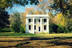 Old plantation house