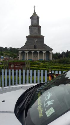 Nercon, Patrimonial Wooden Churches of Chiloe Island in Chile.