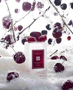 Pomegranate Noir Christmas Edition Jo Malone London perfume - a fragrance for women and men 2014 Perfume Body Spray, Perfume Ad, Cosmetics & Perfume, Perfume Bottles, Beautiful Perfume, Jo Malone, Winter Beauty, Pomegranate, Product Photography