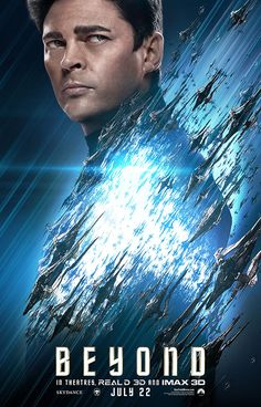 News - Paramount Pictures has released two new Star Trek Beyond character posters. Check them out at...