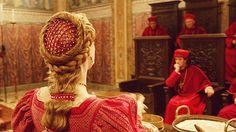 ♛ Lucrezia Borgia ♛ #Lucrezia #Borgia #Lucrezia_Borgia #The_Borgias #Holliday_Grainger