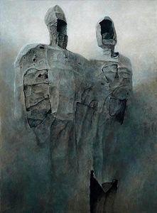 Sans titre 176 - (Zdislav Beksinski)