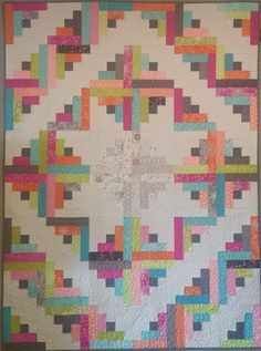 Star Bright Quilt tutorial - jelly roll