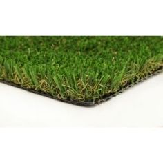 The GREENLINE Pet Sport 60 15 ft. x 25 ft. Artificial Synthetic Lawn Turf Grass Carpet for Outdoor Landscape is constructed with heavy duty polyurethane. Field Turf, Grass Carpet, Grass Rug, Lawn Turf, New England Arbors, Synthetic Lawn, Artificial Turf, Green Lawn, Outdoor Landscaping