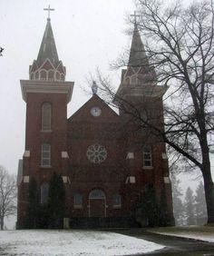 St. Boniface, Uniontown, WA