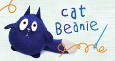 Want your own Cat? Find out how to make a Cat beanie toy PBS Kids