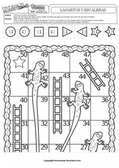Board Game Templates...would be great for kids to create