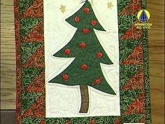 Sabor de Vida | Painel de Natal Triângulo Perfeito por Jackie Lobato - 13 de Novembro de 2013