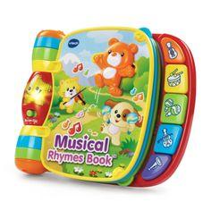 Musical Rhymes Book @trendingtoystore.com