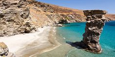 Official page of Andros island, Greece Beautiful Places To Visit, Beautiful Beaches, Andros Greece, Chios, Travel Articles, Greek Islands, Places To Go, Vacation, Water