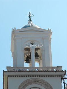 Greek Island Church Bell 2