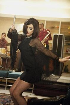 """Jessica Pare on """"Mad Men'' belts out """"Zou Bisou Bisou.''"""