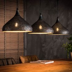 Ceiling Light Design, Lighting Design, Ceiling Lights, Dining Pendant, Retro Lampe, Light Mask, Futuristic Interior, Table Bar, Restaurant Interior Design