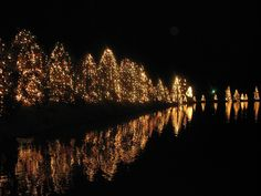Here Are The Top 10 Christmas Towns In North Carolina. They're Magical