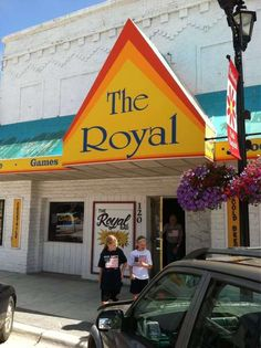 """""""The Royal"""", best place in Park Rapids for a greasy burger and a beer."""