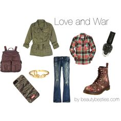 """""""Love and War"""" by beautybesties1 on Polyvore"""