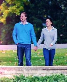 Kate & William during tour of Australia & New Zealand (pictured in…