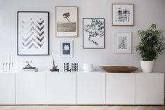Нежный белый интерьер с пастельными нотками в Швеции   Пуфик - блог о дизайне интерьера