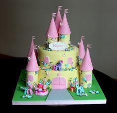 My Little Pony Cake Designs | Megans Pony Castle - .