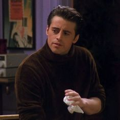 Joey Friends, Friends Cast, Friends Series, I Love My Friends, Serial Friends, Friends Poster, Matt Leblanc, Joey Tribbiani, Felt Bows
