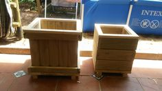 Outdoor Furniture, Outdoor Decor, Outdoor Storage, Canning, Box, How To Make, Home Decor, Snare Drum, Decoration Home