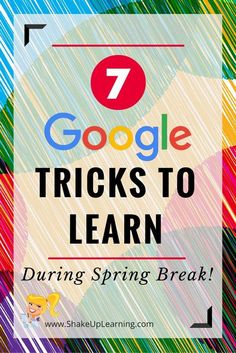 Google Apps-7 Google Tricks to with Learn you will probably know more t the
