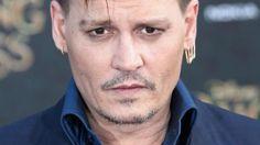Johnny Depp protesteert in Arkansas tegen doodstraf | NU - Het laatste nieuws het eerst op NU.nl