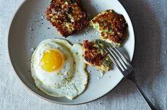 Bert Greene's Potato Scallion Cakes (Fritterra) Recipe on Food52 [using leftover mashed potatoes]