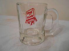 Dog N Suds Baby Root Beer Mug.memories of Mt. Morris, IL, my original hometown :)))) Priscilla Barnes, Heart For Kids, Root Beer, American History, Illinois, Ms, Childhood, Miniatures, Memories