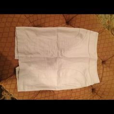 Skirt H&M classic pencil skirt. Zipper back with button clasp. Size 8. Tan color. Great for work. H&M Skirts Pencil