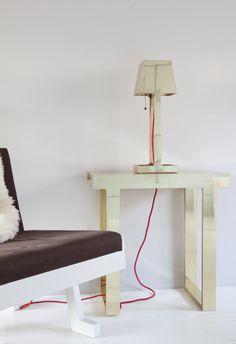 Lloyd lamp by Wannes Royaards