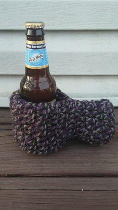 be4e3b07561 Crochet Beer Mitten Crochet Mittens