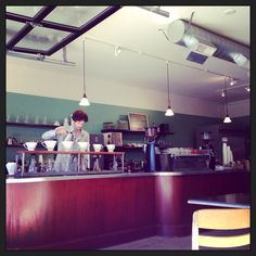 Sep. 2013. #coffee #shop #us #portland #drip #pourover #barista
