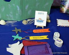 VBS 2012 - Craft Ideas - LifeWay's Amazing Wonders Aviation