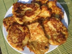 Placky zo zemiakovej kaše a kapusty (fotorecept) - Recept