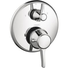 Check out the deal on Hansgrohe - Metris C Thermostatic Trim w/Volume Control & Diverter at Plumbtile
