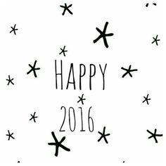Happy 2016 ! ☆
