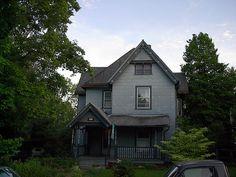George F. Barber design - 1804 Washington Ave., Knoxville,