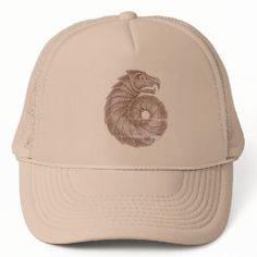 Baseball Cap AMMONITE antique Custom Hats, Custom Clothes, The Bone Collector, Dinosaur Dig, Detail Shop, Ammonite, Color Khaki, Dog Design, Neutral Colors