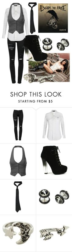 """Picture Perfect Music Video"" by unbreakabletomboy ❤ liked on Polyvore featuring Frame, Polo Ralph Lauren, J.TOMSON and Fahrenheit"